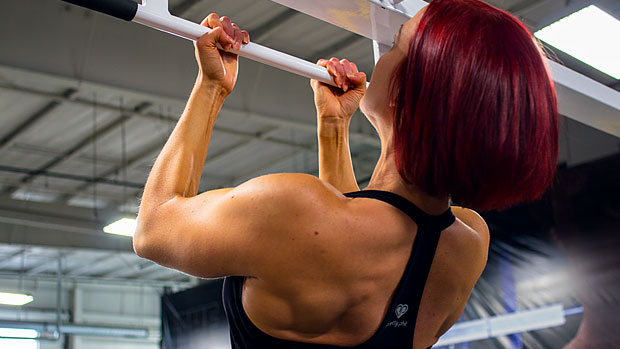 Supinated-Grip-Chin-Up