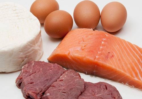 כמה חלבונים צריכים
