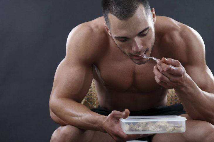 תזונת ספורטאים